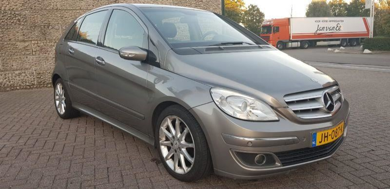 Mercedes-Benz B-klasse occasion - Car Trade Nass