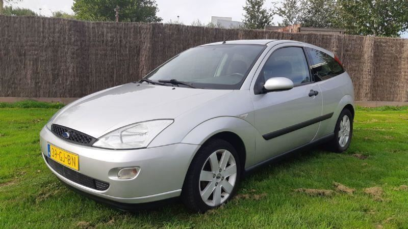 Ford Focus occasion - Car Trade Nass
