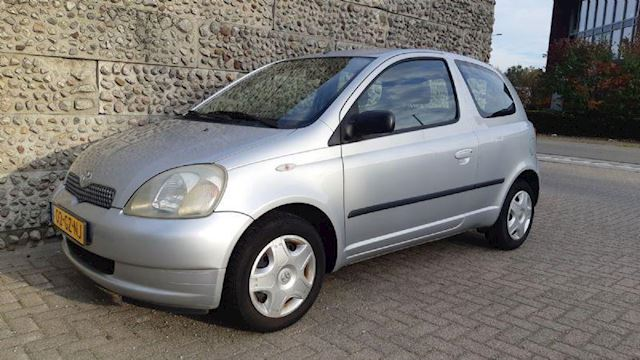Toyota Yaris occasion - Car Trade Nass