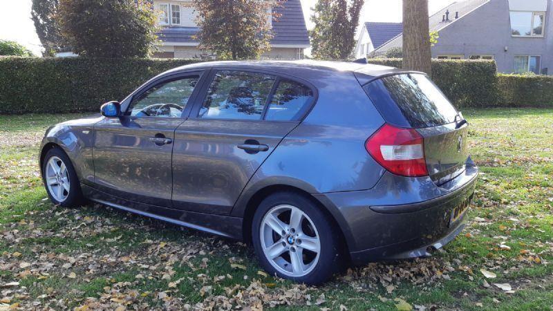 BMW 1-Serie occasion - Car Trade Nass