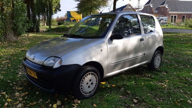 Fiat Seicento occasion - Car Trade Nass