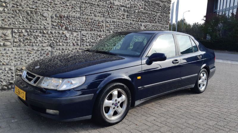 Saab 9-5 occasion - Car Trade Nass