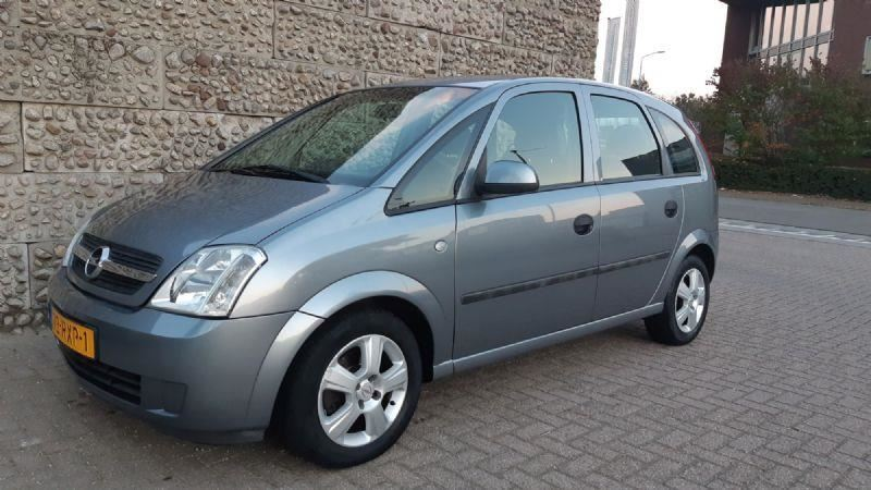 Opel Meriva occasion - Car Trade Nass