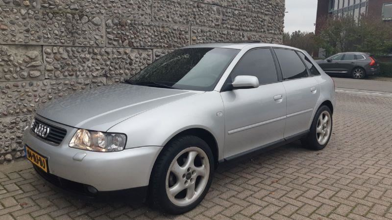 Audi A3 occasion - Car Trade Nass