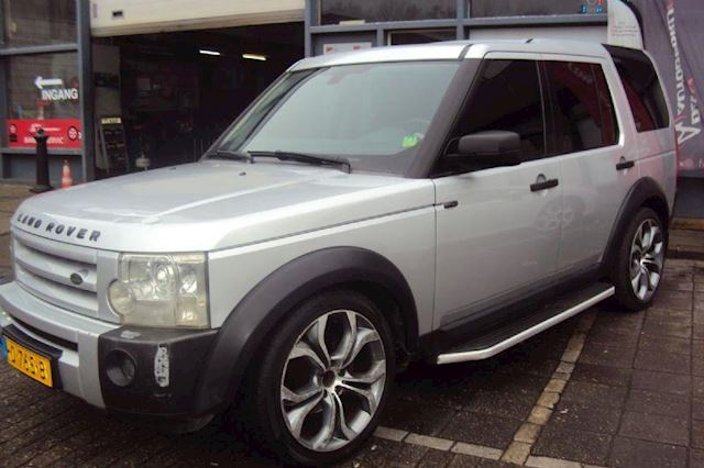 Land-Rover Discovery Discovery 2.7 TDV6 HSE aut