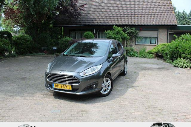 Ford Fiesta occasion - A. Akalin Auto's