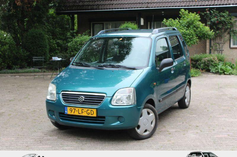 Suzuki Wagon R occasion - A. Akalin Auto's