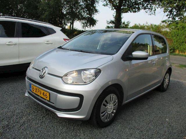 Volkswagen up! 1.0 60PK 5-DRS 2014 Grijs Airco Nap Elec. Pak