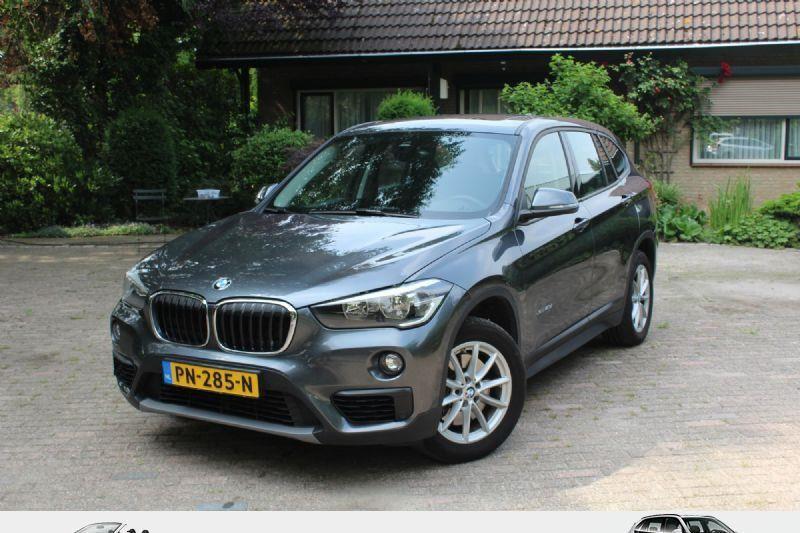 BMW X1 occasion - A. Akalin Auto's
