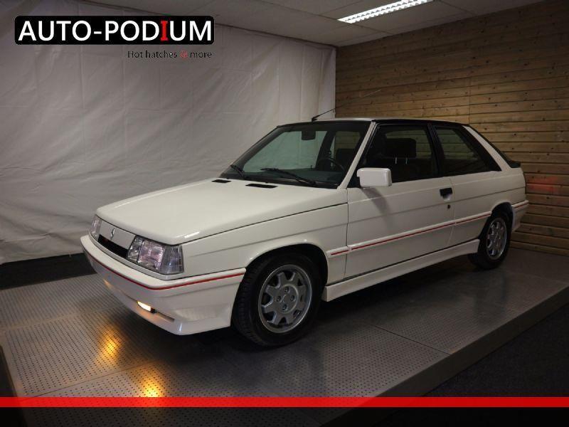 Renault 11 Turbo phase 2 occasion - Auto-Podium