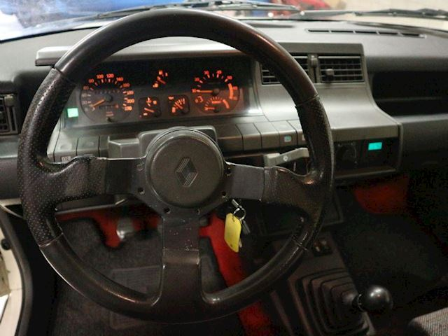 Renault 5 GT Turbo phase 1 occasion - Auto-Podium