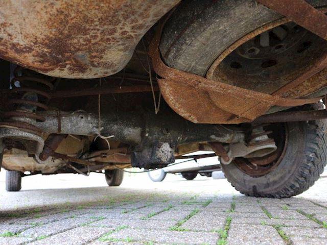 Peugeot 404 Break Commerciale occasion - Auto-Podium