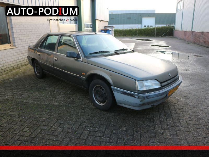 Renault 25 2.0 GTS Automaat occasion - Auto-Podium
