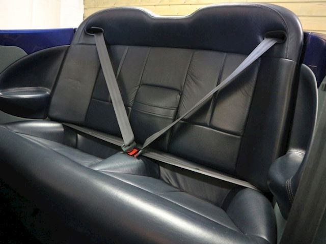 Renault Megane Cabriolet phase 1 2.0 16v occasion - Auto-Podium