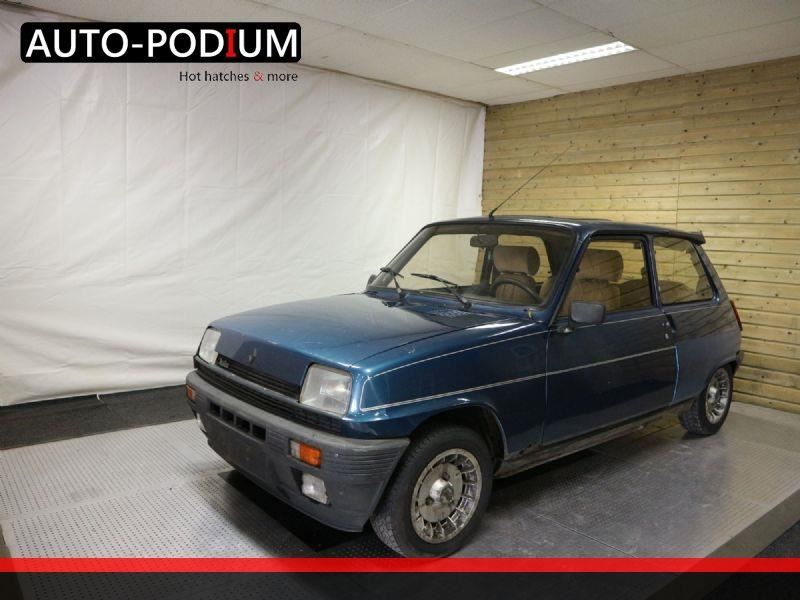 Renault 5 Alpine Turbo occasion - Auto-Podium