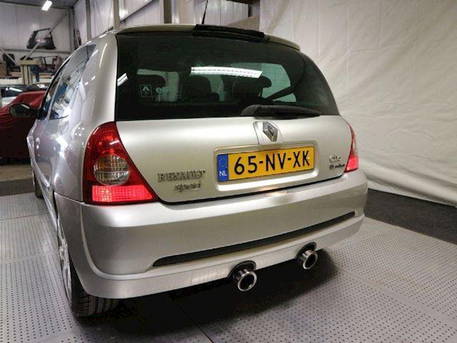Renault Clio RS182 turbo occasion - Auto-Podium