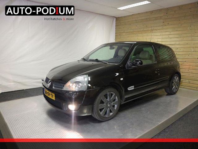 Renault Clio RS182 Cup Chassis occasion - Auto-Podium