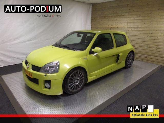 Renault Clio RS V6 phase 2 occasion - Auto-Podium