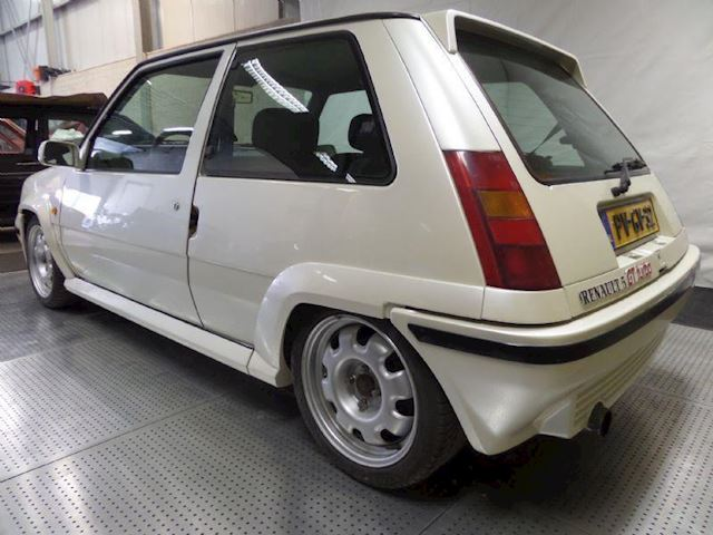 Renault 5 GT Turbo phase 2 occasion - Auto-Podium