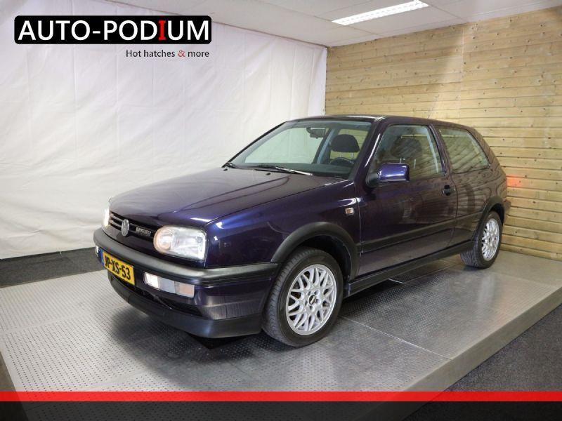 Volkswagen Golf 2.8 VR6 occasion - Auto-Podium