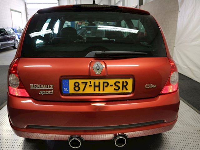 Renault Clio RS 2.0 16v 172pk occasion - Auto-Podium