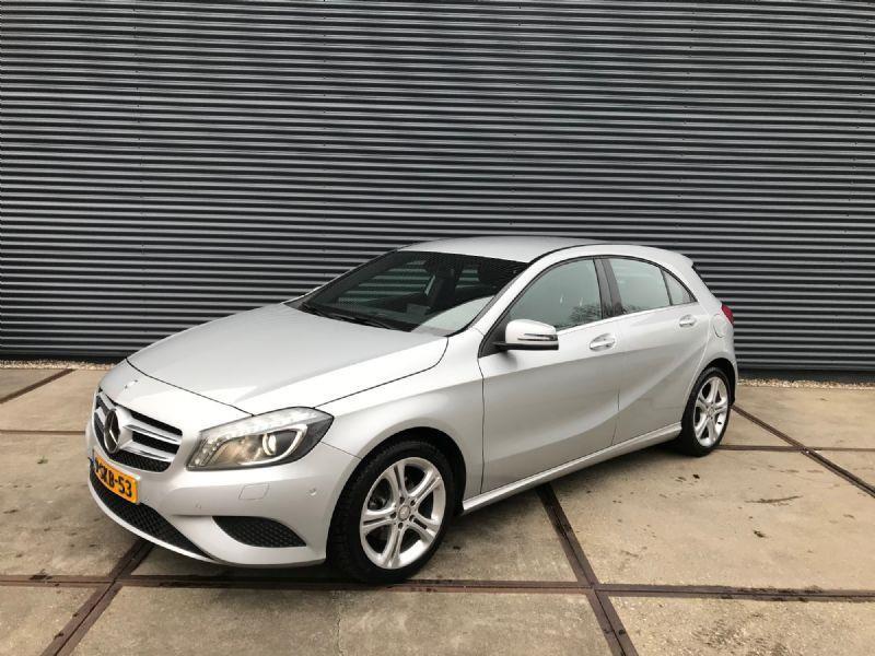 Mercedes-Benz A-klasse occasion - AB Automobielen