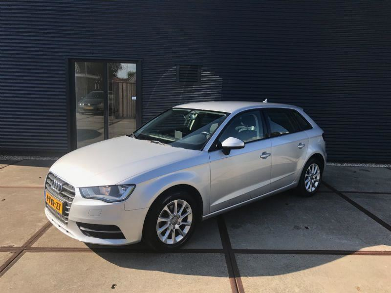 Audi A3 occasion - AB Automobielen