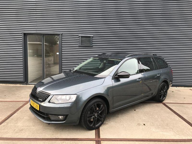 Skoda Octavia occasion - AB Automobielen