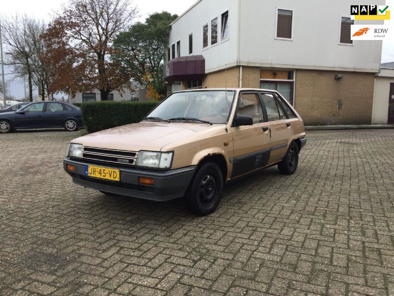 Toyota Tercel occasion - Second-Cars