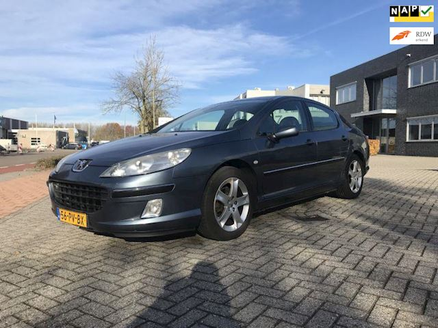 Peugeot 407 occasion - Second-Cars