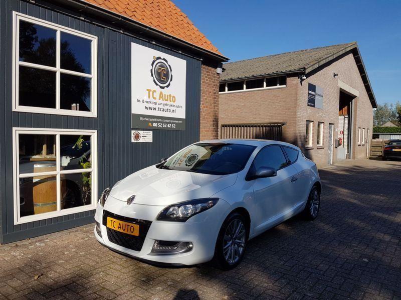 Renault Megane occasion - TC Auto