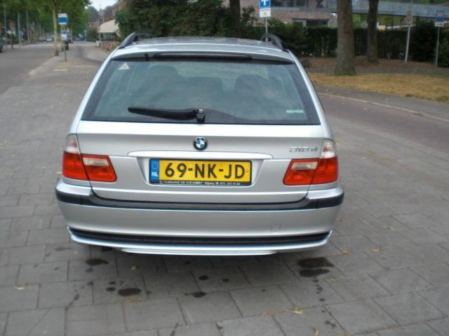 BMW 3-serie Touring 318d Black&Silver II