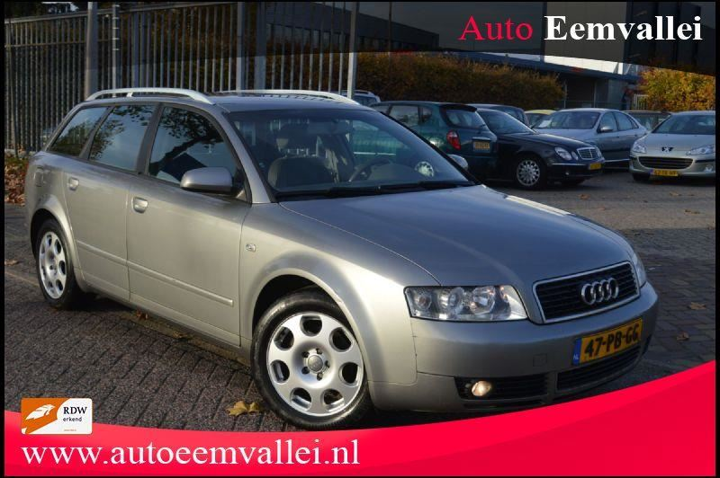 Audi A4 occasion - Auto Eemvallei