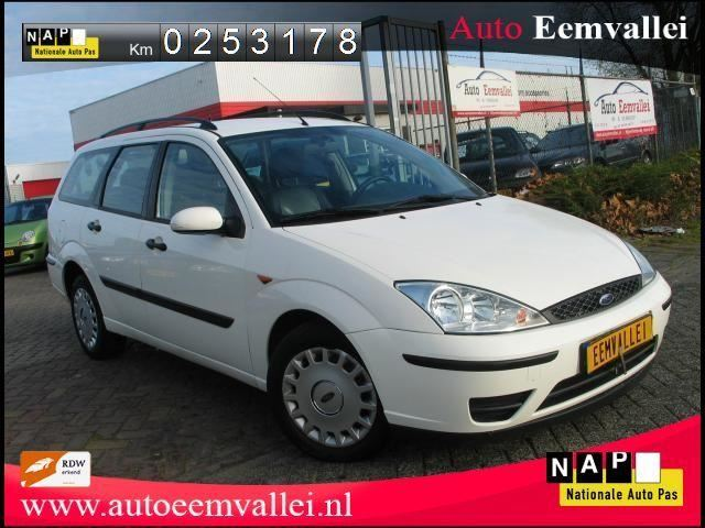 Ford Focus occasion - Auto Eemvallei