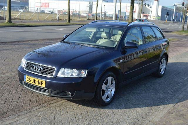 Audi A4 Avant 2.4 Exclusive MT bj02 aut,leer,Cruise voll
