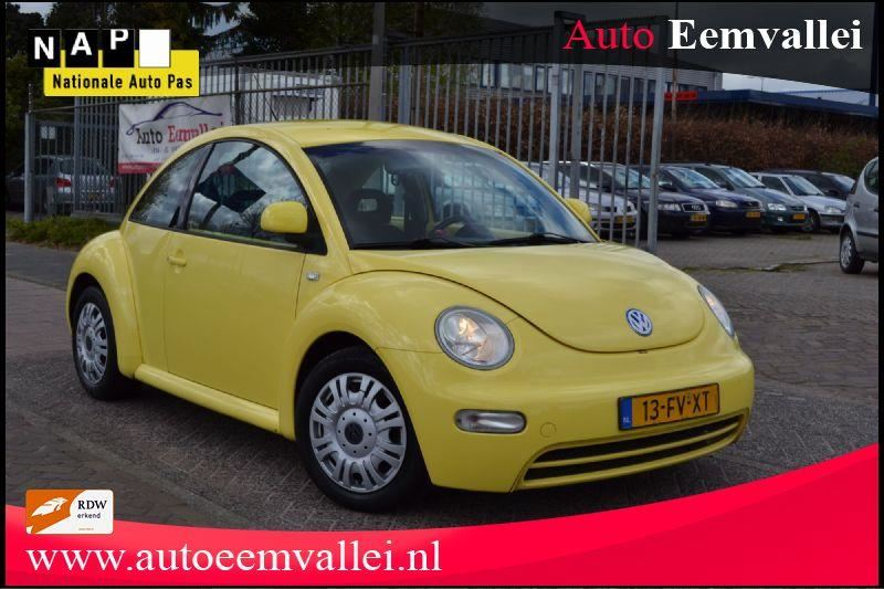 Volkswagen New Beetle occasion - Auto Eemvallei