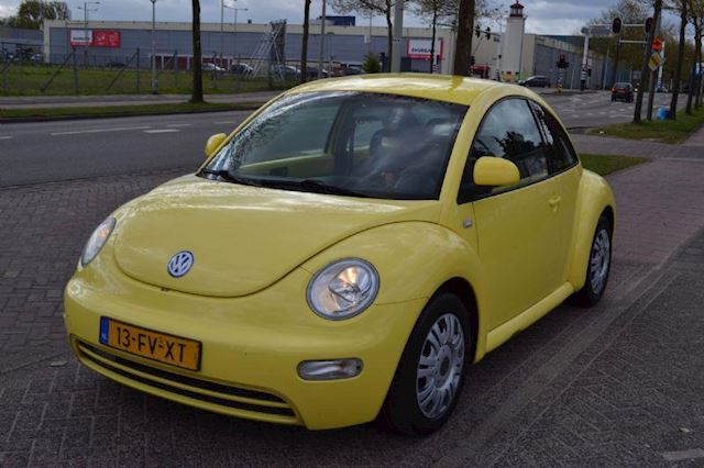 Volkswagen New Beetle 2.0 Highline bj00 stbekrachtiging cv 167328 km nap