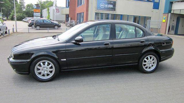 Jaguar X-type 2.0 V6 Business Edition Plus