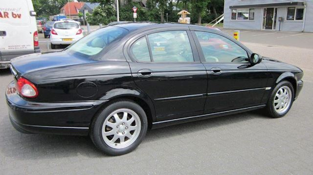 Jaguar X-type 2.0 V6 Business Edition Plus