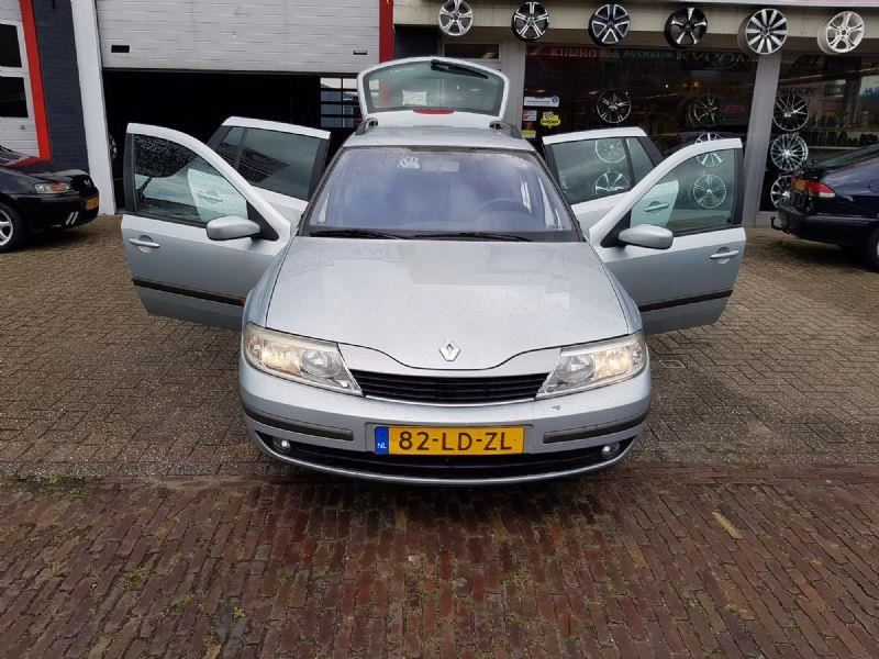 Renault Laguna grand tour occasion - Kentyre Quickservice