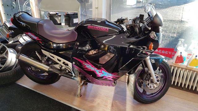 Suzuki Tour GSX 600 F. Zeer nette motor. 1st Eigenaar.