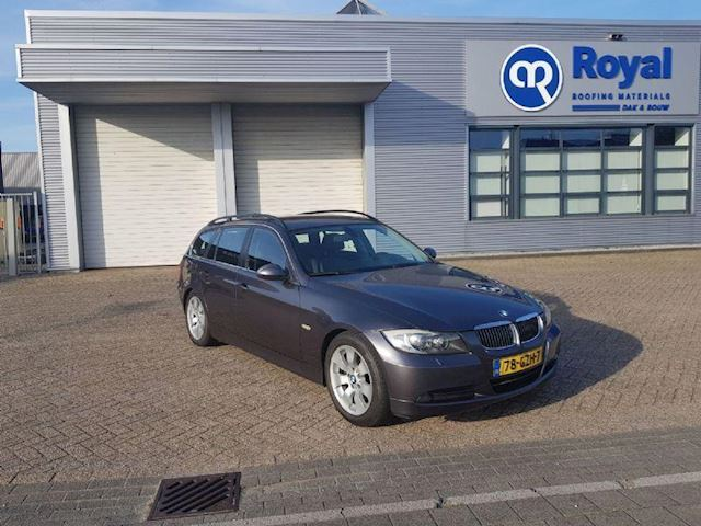 BMW 3-serie Touring 325d High Executive 2008 ALLE DENKBARE OPTIES PLAATJE..