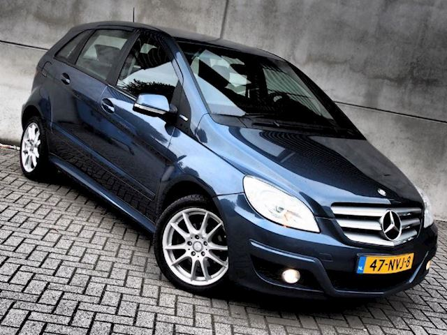 Mercedes-Benz B-klasse 180 GAS AUTOMAAT FACELIFT PERFECTE STAAT