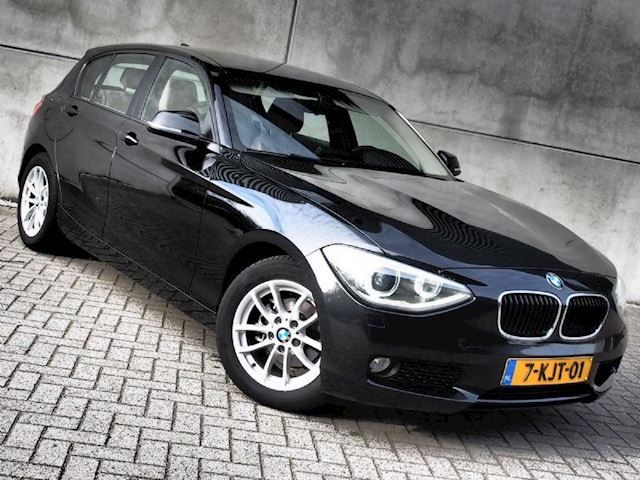 BMW 1-Serie 116i HIGH EXECUTIVE LEER NAVI SPORT XENON NW APK