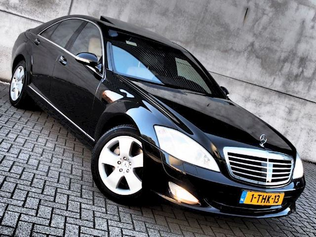 Mercedes-Benz S-klasse 500 PRACHTSTAAT PRESTIGE FULL OPTION
