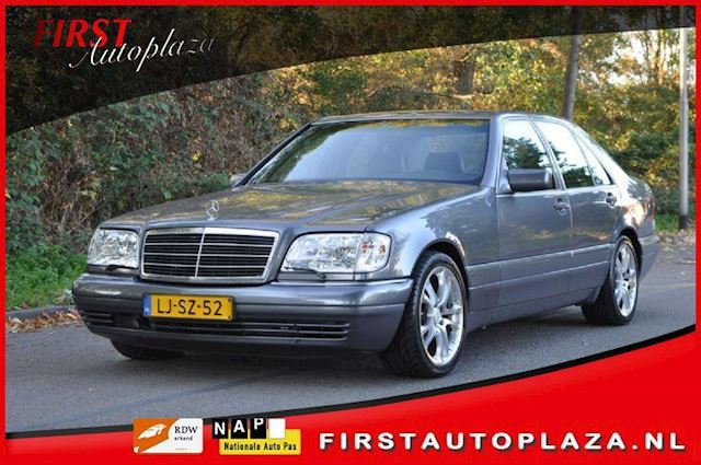 Mercedes-Benz S-klasse 500 Classic S500 VOL OPTIES! YOUNGTIMER !