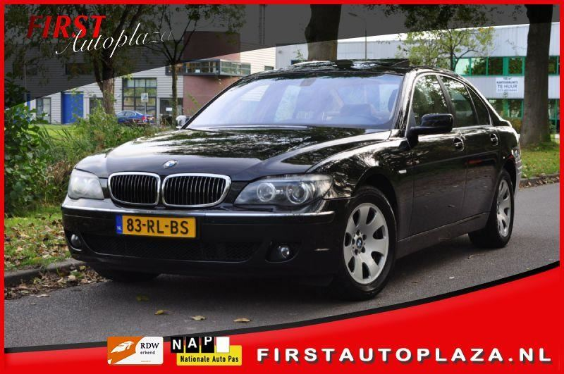 BMW 7-serie occasion - FIRST Autoplaza B.V.
