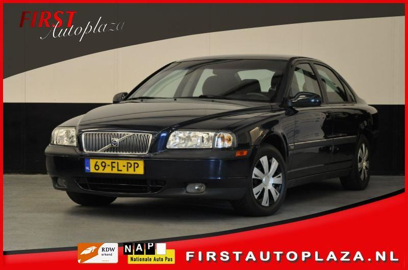 Volvo S80 occasion - FIRST Autoplaza B.V.