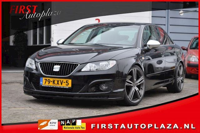 Seat Exeo occasion - FIRST Autoplaza B.V.