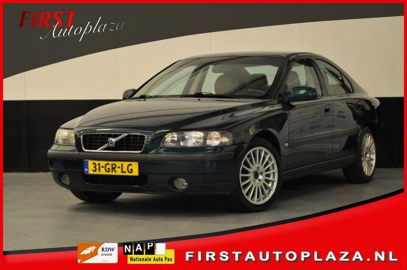 Volvo S60 occasion - FIRST Autoplaza B.V.